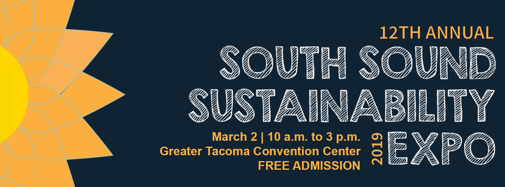 Sustainability Expo, Saturday, March 2nd